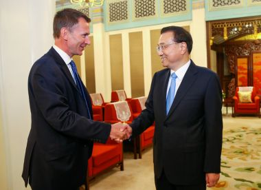 China and UK to enhance cooperation via Shanghai-London Stock Link