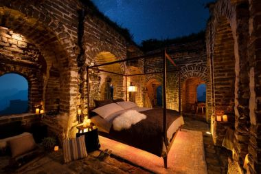Airbnb contest offers Great Wall of China overnight experience