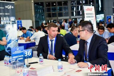 China's first import expo attracts over 80,000 firms