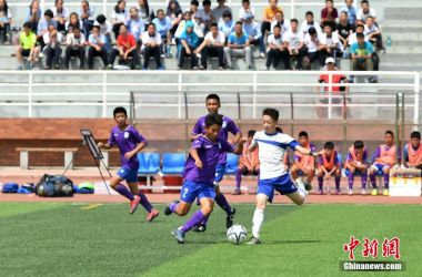 China identifies 3,916 schools as specialist youth football institutions