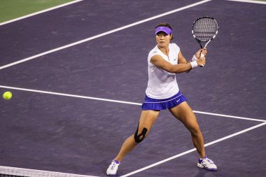 Chinese player Li Na nominated for International Tennis Hall of Fame
