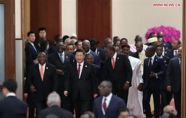 Two outcome documents passed at FOCAC summit