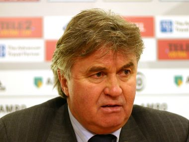 Guus Hiddink becomes China's under-21 national football manager