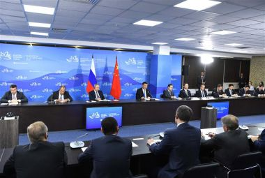 China and Russia agree to strengthen sub-national cooperation