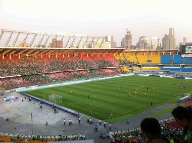 Beijing Guoan and Shandong Luneng draw in Chinese FA Cup final first leg