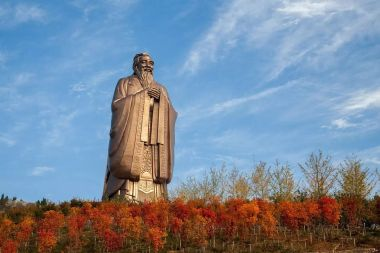 World's tallest Confucius statue unveiled in China
