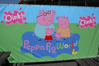 Peppa Pig trademark repeatedly registered illegally in China