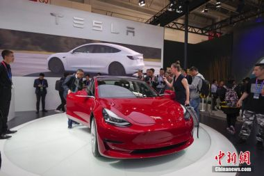 Tesla accelerates Shanghai factory construction due to tariffs