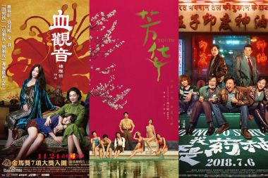 Three Chinese movies nominated for top Australia film award