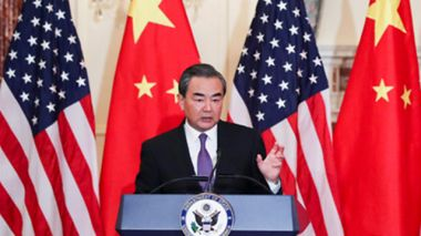China urges US to stop erroneous words and actions