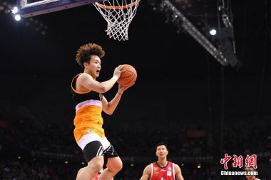 Chinese basketball star Ding to play for Texas Legends in US