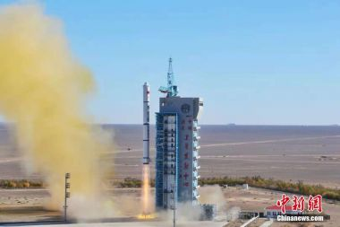 China launches two Yaogan-32 series reconnaissance satellites from Gobi Desert