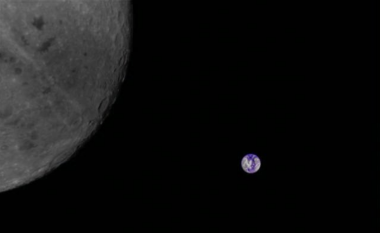 Radio enthusiasts receive new Earth and Moon images from Chinese microsatellite in lunar orbit