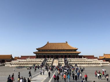 Beijing's Palace Museum becomes world's most visited museum