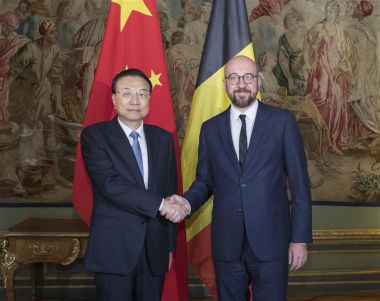 Belgian companies welcome to invest in China, says Chinese premier