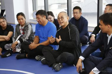 Jet Li reveals Mulan role was due to pressure from his daughters