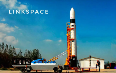 China's Linkspace is readying its own version of SpaceX's Grasshopper test rocket
