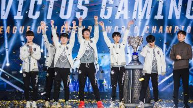 China's IG beat Fnatic at the World Cup of eSports