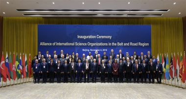 Belt and Road science alliance launched in Beijing