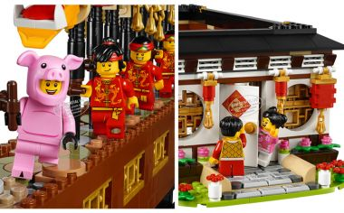 Lego unveils Chinese New Year sets, wins China IP lawsuit and reveals courses for Chinese students