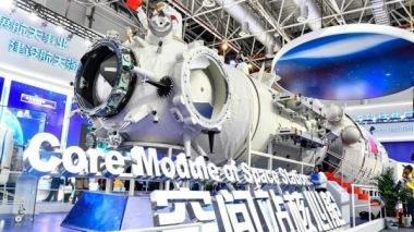China's core space station module, Chang'e-4 spacecraft and new launchers unveiled at Zhuhai Airshow