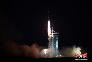 China's 34th launch of 2018 places five satellites in orbit