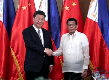 Philippines sign offshore oil and gas deal with China