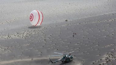 China tests parachute and landing systems for next-generation spacecraft