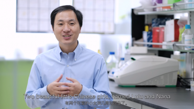 Chinese scientist unveils details of controversial gene-edited babies