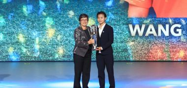 Chinese footballer Wang Shuang named Asian women's player of the year