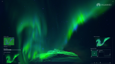 World's first AI symphony inspired by the Northern Lights