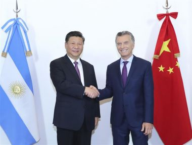 China and Argentina sign bilateral trade deals