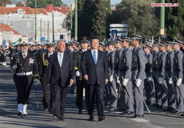 China and Portugal agree to boost trade ties