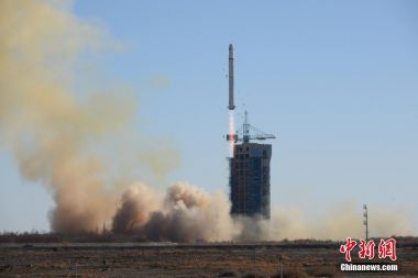 China launches two remote sensing satellites for Saudi Arabia, ten microsats for private companies