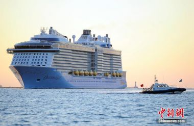 China to become world's largest cruise market over next two decades