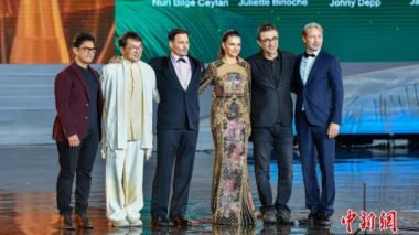 Dying to Survive wins top prize at inaugural Hainan International Film Festival
