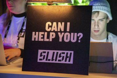 Slush volunteers driving growth of the cool tech conference in China