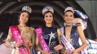 Philippine beauty crowned Miss China-ASEAN Etiquette 2018