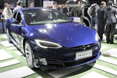 Tesla to break ground on China factory today, says Musk