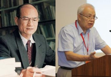Two scientists win China's top science award