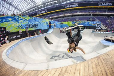 ESPN signs X Games China deal with Chinese action sports platform