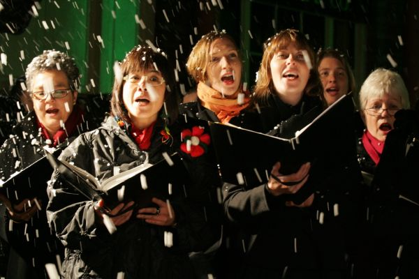 Understand the words in Christmas carols