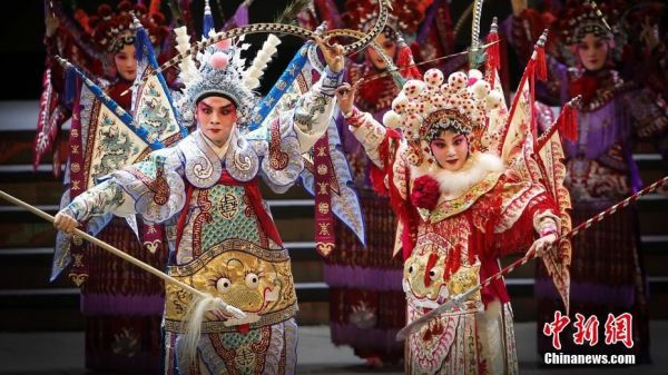 5 facts about Peking Opera legend Mei Lanfang