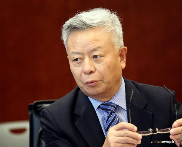 AIIB chief believes Belt and Road initiative is not just China's project