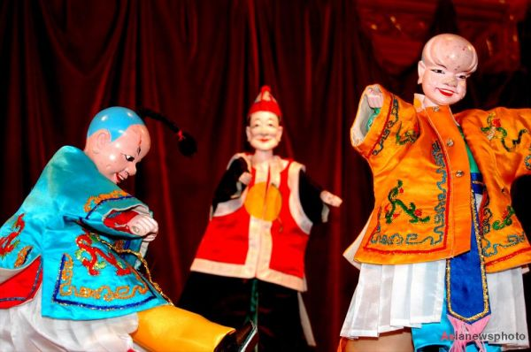 Magic of southeast China's puppetry tradition