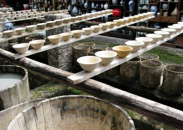 Firing up the famous Chinese kilns of Jingdezhen