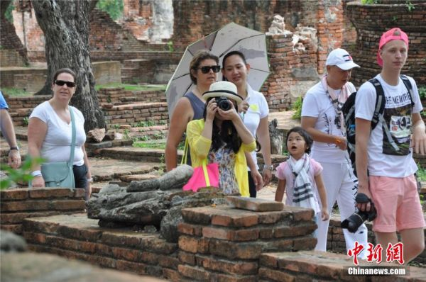 Thailand remains firm favourite for Chinese New Year holiday travellers