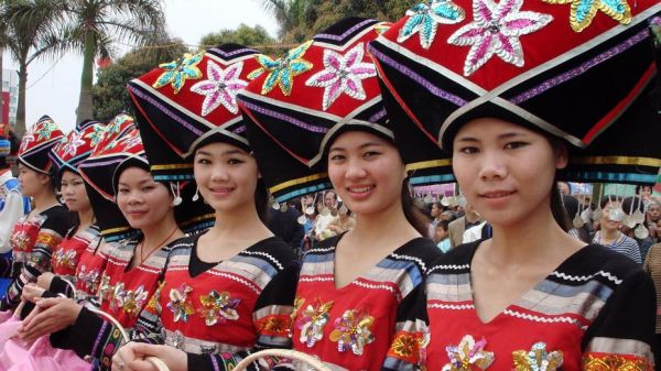 Double Third Festival celebrated by ethnic minorities across China