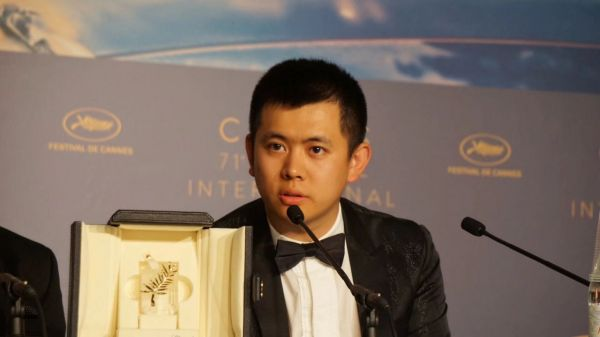 Chinese short film wins special jury prize at Cannes