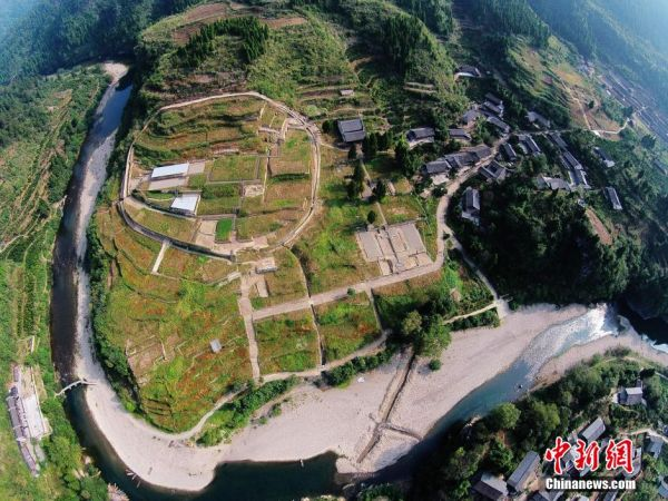Laosicheng: central China's archeological wonder